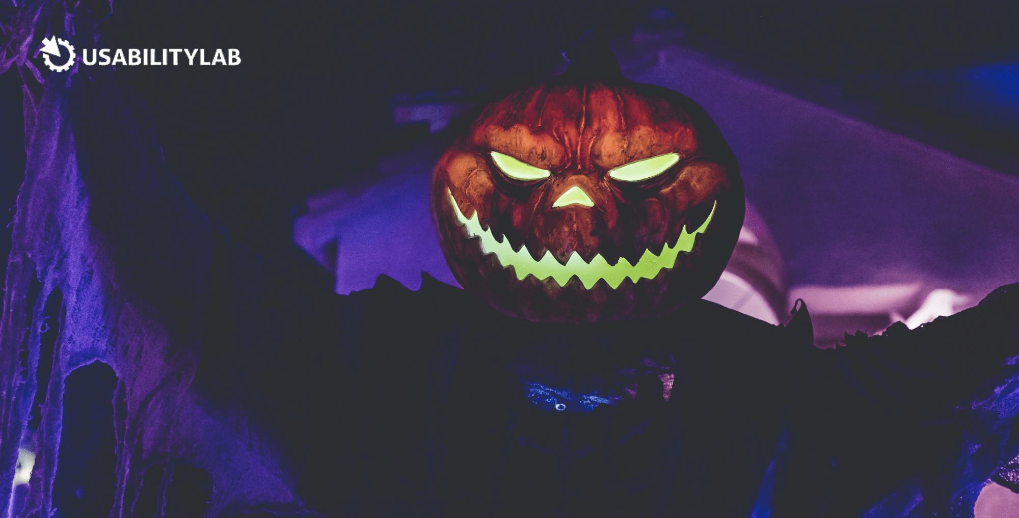 Чем сайты с костюмами на Хэллоуин пугают посетителей