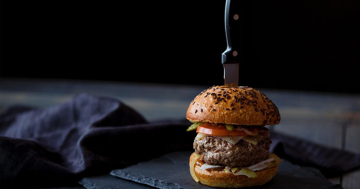 Меню-гамбургер: вред и польза