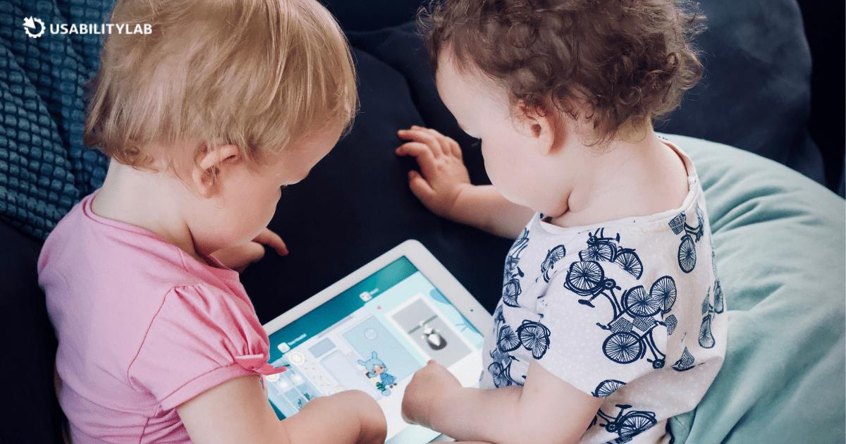 Как проектировать мобильные приложения для детей с учетом детской психологии