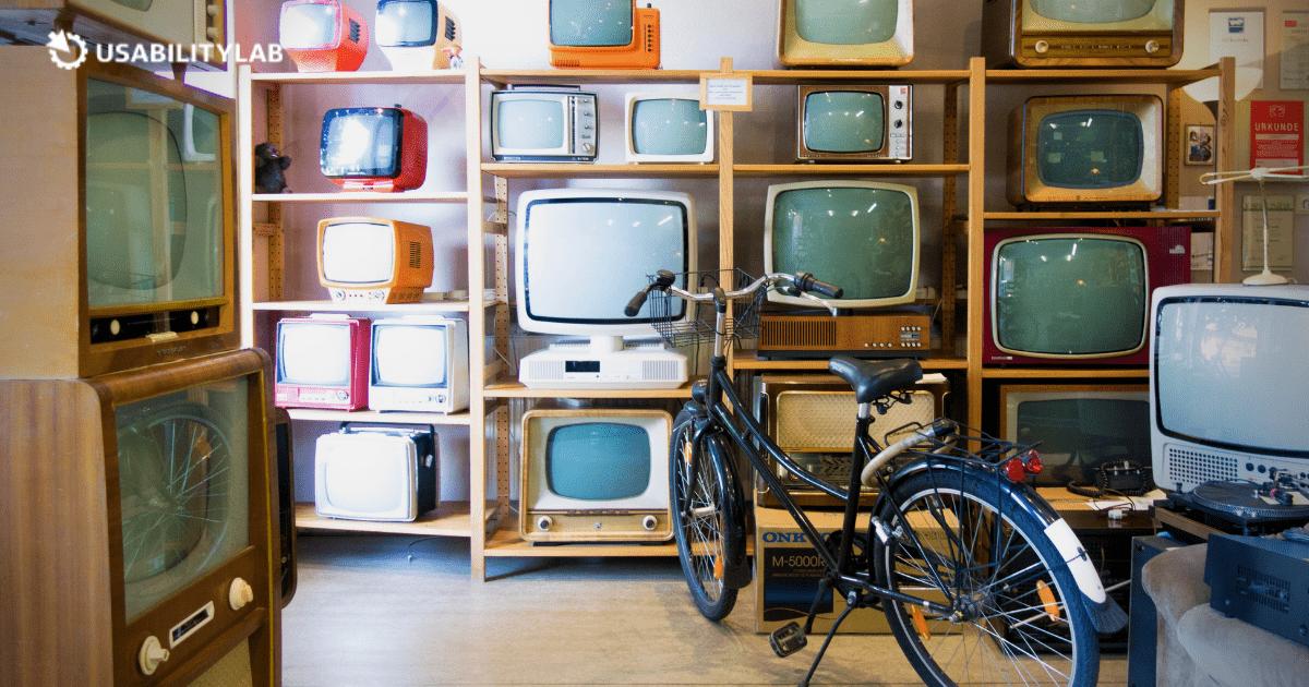 Юзабилити сайтов для просмотра сериалов