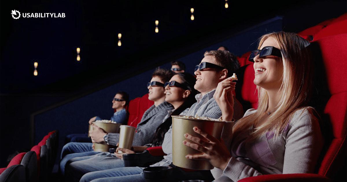 Как сделать 3 вида терминалов для покупки билетов в кино и не сойти с ума
